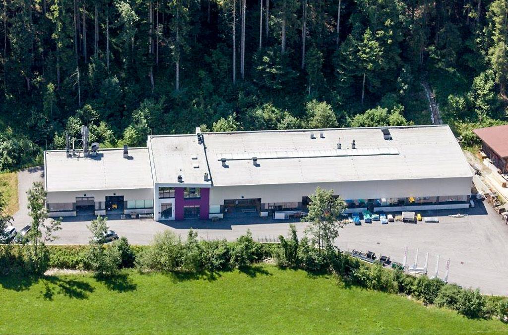 Firmengebäude HERA Beschichtungstechnik in Plainfeld