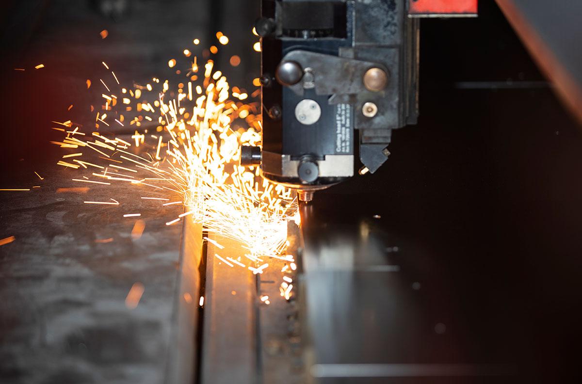 Laserschneiden - Werksteile & Dekoartikel, HERA Beschichtungstechnik